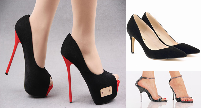 Some Tricks to Make High Heels More Comfortable