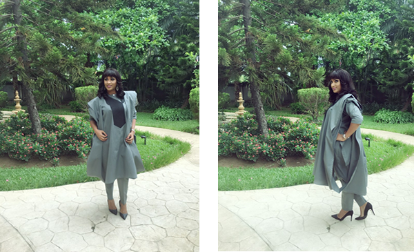 Juliet Ibrahim Steps Out In Agbada In Style - Glamtush