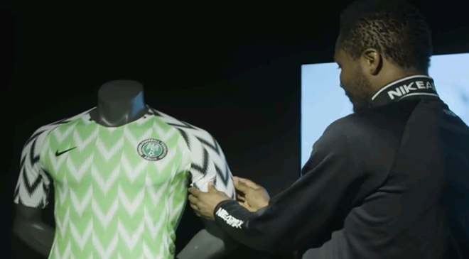301a53f1a AS Roma Adopts New Kit After Super Eagles  Jersey -