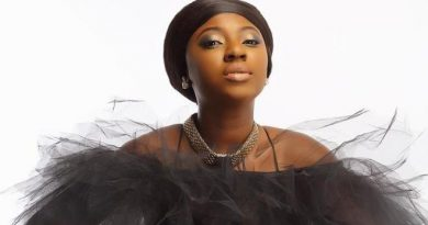 Actress Yvonne Jegede