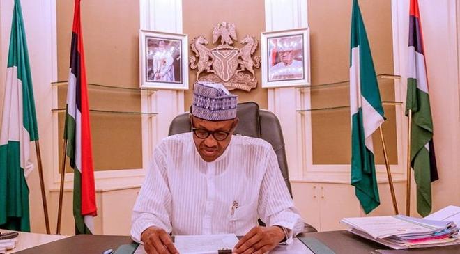 Buhari Sends Name