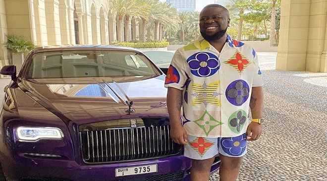 Hushpuppi Reportedly Tests Positive